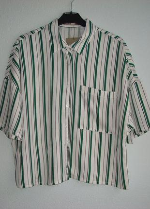Рубашки женские pull&bear испания