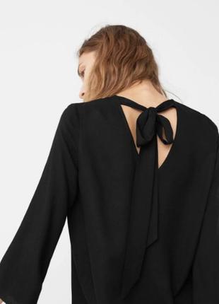 Блузка женская mango испания