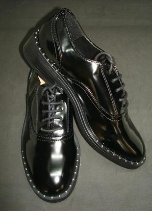 Туфли женские pull&bear испания