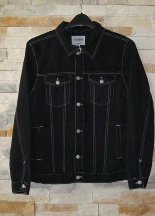 Пиджаки мужские джинсовые pull&bear испания