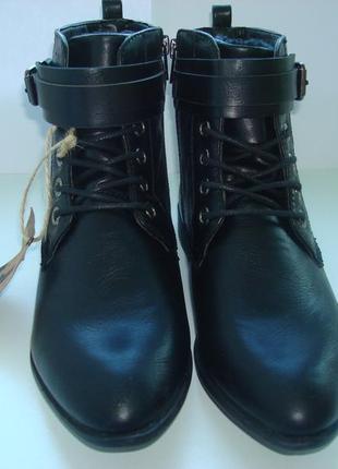 Ботинки женские tng испания