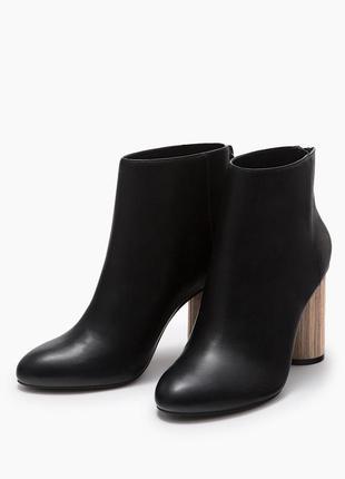 Ботинки женские bershka испания
