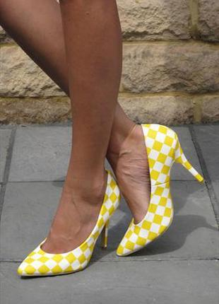 Женские туфли chockers англия