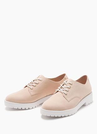 Туфли женские bershka
