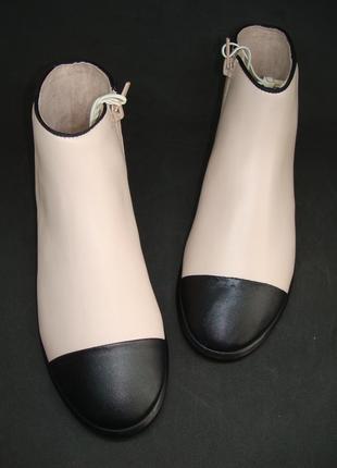 Ботинки демисезонные для девочек zara испания
