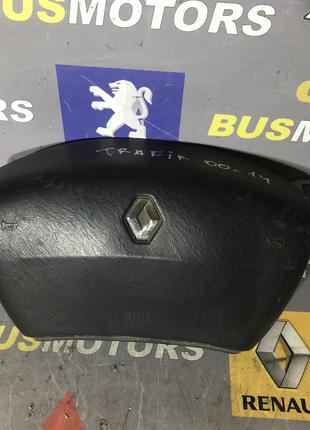 Подушка безопасности AirBag Renault Trafic 2000-2014 8200676895