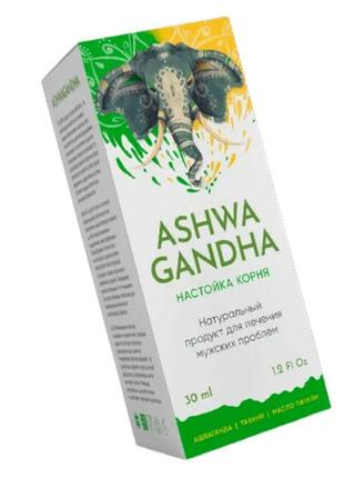 Натуральный фито препарат для потенции Ashwa Gandha (Ашваганда)