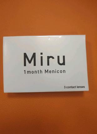 Контактна лінза Miru