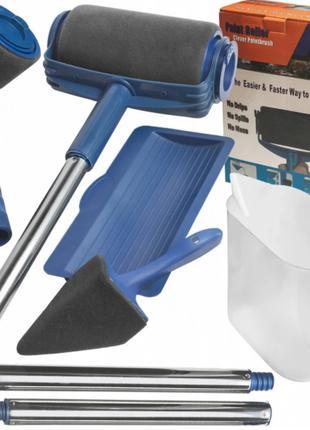 Комплект валиков Paint Roller для покраски с резервуаром