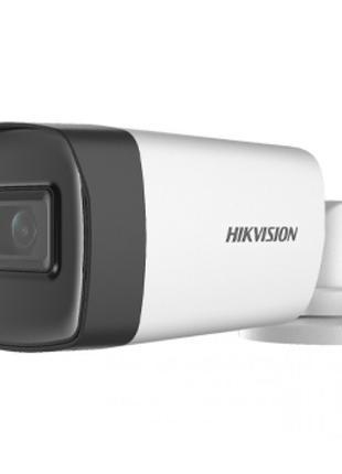 5 Мп Turbo HD видеокамера Hikvision DS-2CE17H0T-IT5F (3.6 мм)
