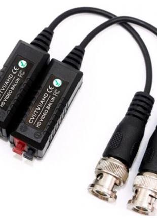 Пассивный приемопередатчик видеосигнала Merlion HD-CVI/TVI/AHD...