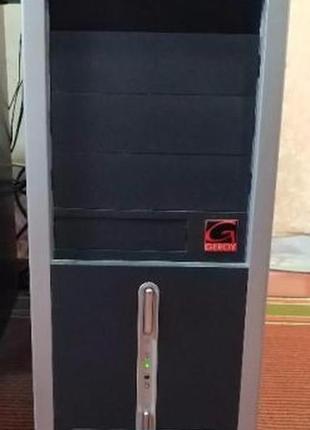 Системный блок, Intel i5, RAM=8Гб + монитор 19 дюймов+клавиату...