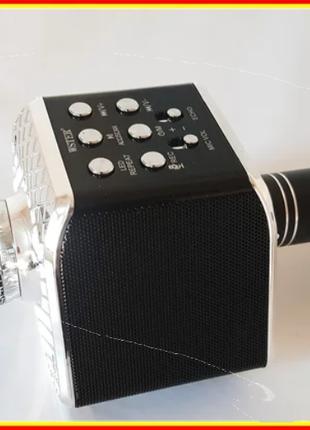 Беспроводной микрофон для караоке Wster 868-SM