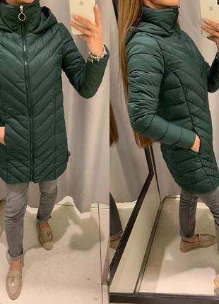 Демисезонное пальто куртка reserved есть размеры