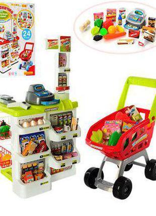 Детский игровой набор Супермаркет - Магазин 668-01-03