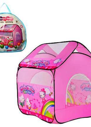 Детская игровая палатка Hello Kitty Хелло Китти 3782