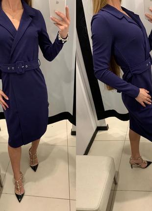 Трикотажное платье жакет mohito есть размеры