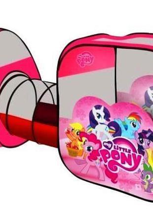 Палатка детская игровая 3774 Пони My Little Pony 270х92х92 см