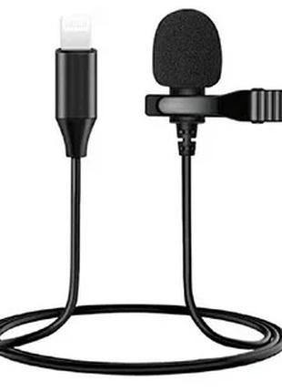 Качественный микрофон петличный петличка Deepbass GL-120 Light...