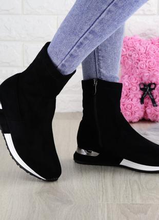 Женские чулочные кроссовки