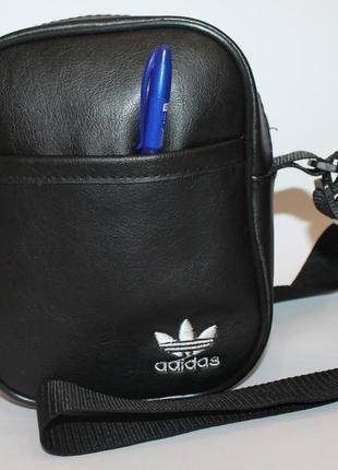 Барсетка, мужская сумка, эко кожа
