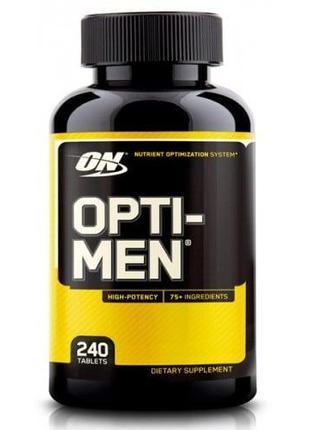 Витаминно-минеральный комплекс, ON Opti-Men 240 таб