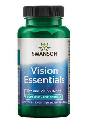 Бад для поддержании здоровья глаз, Swanson Condition Specific ...