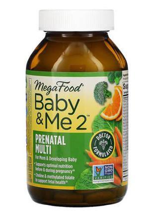Мультивитамины для беременных и кормящих Мам, Megafood Baby & ...