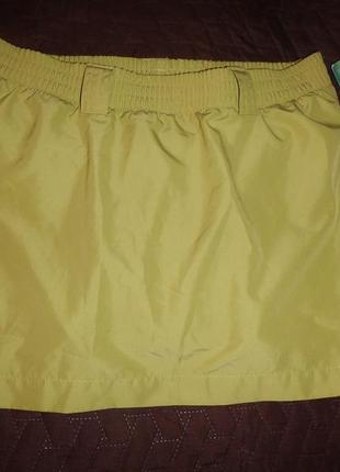 Вело шорты юбка active 3d памперс р.48(38)