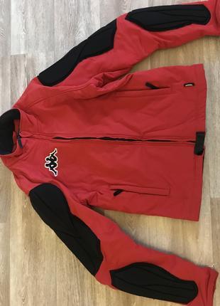Куртка лыжная БУ KAPPA размер S красный
