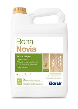Лак Bona Novia ( Бона Новія ) 5л півмат