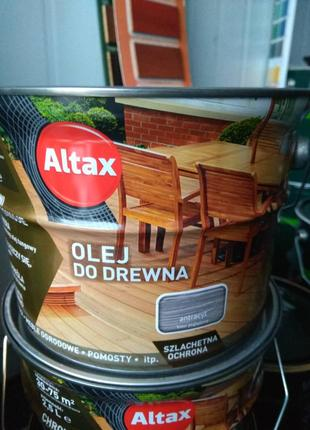 Altax olej do drewna масло олія для дерева