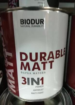 Biodur грунтовка для металу 2.1л