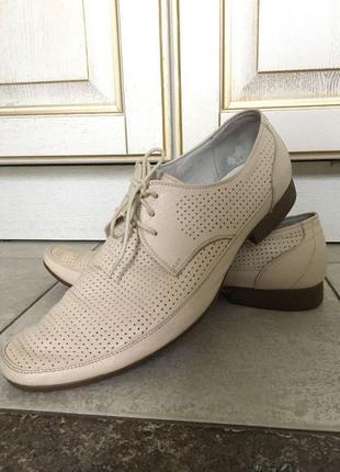 Мужские летние туфли Braska