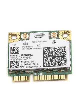 Wi-fi модуль HalfSize Mini pcie Для Lenovo! Intel Centrino Wir...