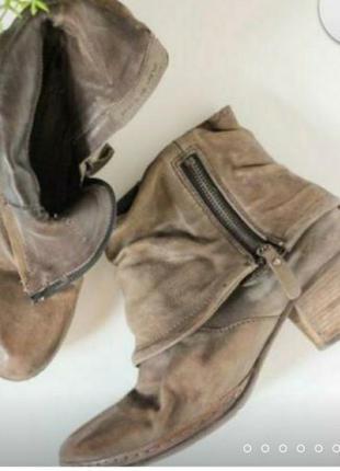 Airstep, ботинки, кожа, размер 40
