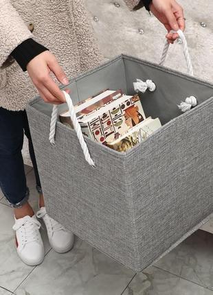 Корзина для белья, хранения вещей
