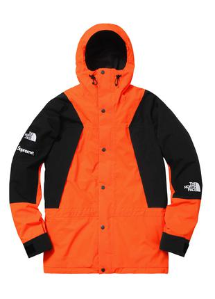 Куртка Supreme x The North Face light orange ⏩ Наличие: (M)-2 ...