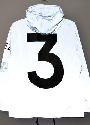 Рефлективная куртка Adidas Yeezy Y-3 ⏩ Наличие: (M)-1 (L)-2 (X...