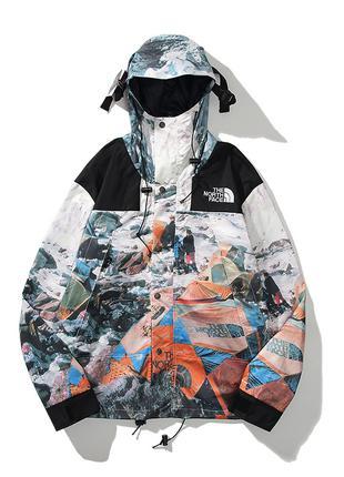 Куртка Supreme x The North Face ⏩ Наличие: (L)-2 (XL)-2 (XXL)-2