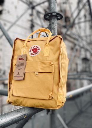 Рюкзак Kanken Yellow 16 L ⏩ Наличие: Шт.2