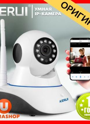 Умная IP-камера KERUI iCam Z06 • WiFi, Поворотная, видеонаблюд...