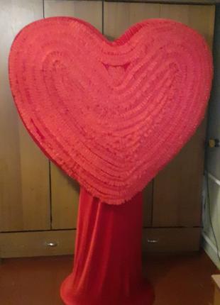 Ростовая кукла (Сердце)