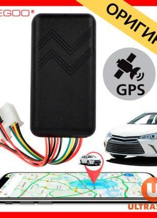 GPS трекер с блокировкой двигателя Dyegoo GT-06 Original Автом...