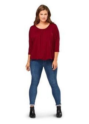 Женские джинсы скинни от tcm tchibo. размер евро 52