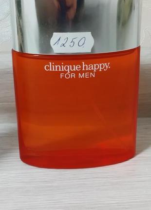 Clinique happy туалетная вода для мужчин 100мл