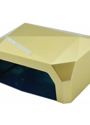 Лампа Beauty Nail CCF 36W UV/LED для полимеризации Gold (46173...