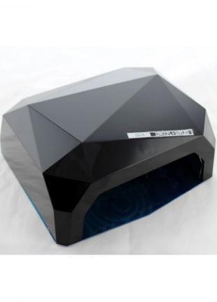 Лампа Beauty Nail CCF 36W UV/LED для полимеризации Black (4427...