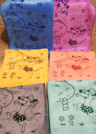 Кухонные полотенца детские
