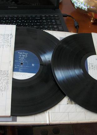 Пластинки Pink Floyd [Стена] Ориг[еще 2-Шт]Pet Shop Boys,др-22-шт